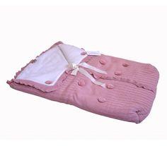Saco para capazo de pompones - Pitupitu Nova, Baby Shoes, Kids, Clothes, Fashion, Sacks, Baby Shower Diapers, Pom Poms, Dressmaking