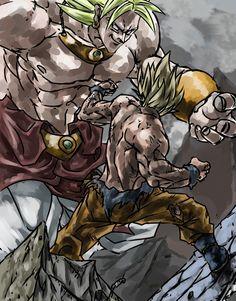 Chou Kamehameha!: Dragon Ball Z -Fan Art Collection #1