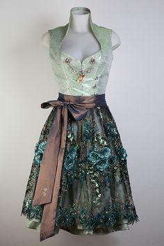 Dirndl - Dirndl Couture by Astrid Söll