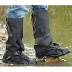 For the SCA! Because the only place it can rain every weekend without fail is in the Current Middle Ages. Especially in Northshield... Or maybe also An Tir... WATERPROOF frogg toggs® Over Boots