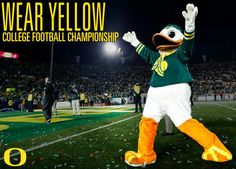 Oregon Ducks vs Ohio State Buckeyes play in the First CFP National Championship Game 01.12.15 in Dallas, Texas