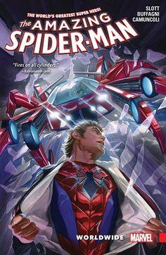 The Amazing Spider-Man – Worldwide Vol. 2 (2016) http://amzn.to/2fVhOMr #amazing #spiderman #marvel