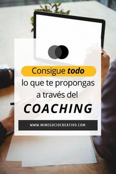 ¿Estás estancando en tu negocio? El coaching profesional es la solución #desarrollopersonal #motivacion #negocio #marketing #emprendedora #coaching #negociocreativo