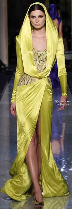 Atelier Versace Spring 2014 Haute Couture