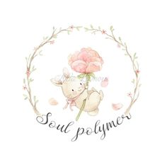Un lindo gatito navideño, miaaaauuuuu 😆🐈 Baby Illustration, Watercolor Illustration, Watercolor Art, Bunny Love, Cute Bunny, Cute Drawings, Animal Drawings, Wreath Drawing, Bunny Party