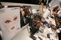 @MAKE UP FOR EVER OFFICIAL #MBFWSwim 2013
