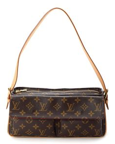 Louis Vuitton Viva-Cite Shoulder Bag - Vintage
