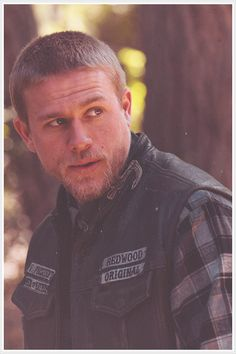Charlie Hunnam..i have found the man i am going to marry