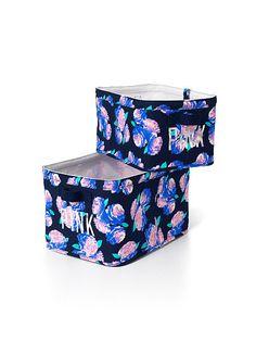 Storage Bins - PINK - Victoria's Secret