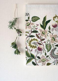 Yumiko Higuchi Embroidery: