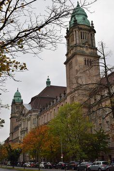 Moabit Criminal Court, a hidden gem of Berlin architecture http://www.ilanatravels.com/2017/10/the-hidden-jewels-of-berlin.html