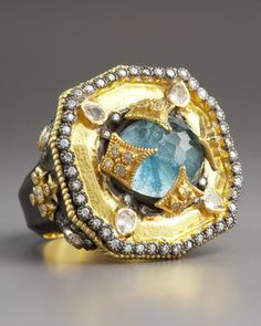 Gorgeous Armenta Ring