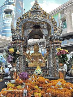 Erawan Shrine Ratchaprasong Bangkok