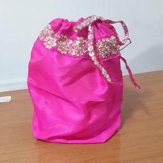 Stylish potli bags/festive gifting bags.