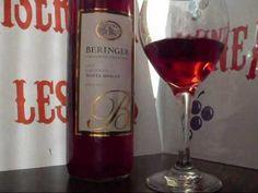 Nice White Merlot Tasting Rating Review Blush Rose Wine 2008 California Beringer