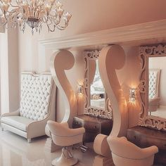 Hair salon lighting requirements ideas home design salons stylish interior decor decorating by with regard to . Hair Salon Interior, Salon Interior Design, Home Salon, Beautiful Interior Design, Interior Styling, Glam Hair Salon, Spa Interior, Stylish Interior, Interior Ideas