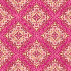 Joel Dewberry - Notting Hill - Kaleidoscope in Tangerine