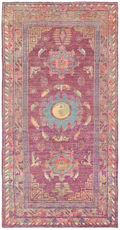 Vintage rugs work well for any #interior #design