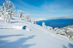 Heavenly (Calif.), with its views of Lake Tahoe, makes the cut for SKI Magazine's Most Scenic Resorts of 2013