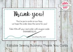 A Compliment Cards Thank You Notes Compliment Slips Business