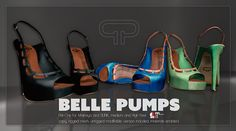 Pure Poison - Belle Pumps AD | Flickr - Photo Sharing!