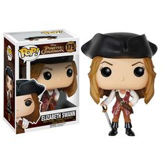 Pirates of the Caribbean Elizabeth Swann Pop! Vinyl Figure - Funko - Pirates of the Caribbean - Pop! Vinyl Figures at Entertainment Earth