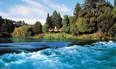While New Zealand¿s Huka Lodge in Taupo scored 97.65 out of 100 boasting a tranquil sanctu...