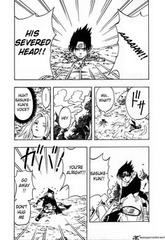 Naruto Ch.7 Page 13 - Mangago