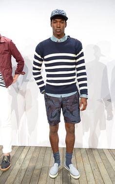 J Crew coleccion primavera verano 2014 New York Fashion Week Blazers, J Crew, Gq, Hipster, Shorts, Jackets, Style, Fashion, Knit Sweaters