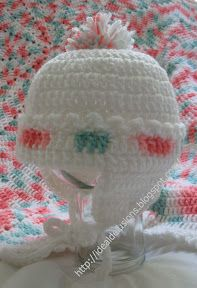 Ideal Delusions: How To Estimate Size For Crochet Hats { go to site then to hat pattern} She has many free patterns Crochet Kids Hats, Crochet Cap, Crochet Bebe, Cute Crochet, Crochet Crafts, Crochet Stitches, Crochet Projects, Knitted Hats, Crochet Designs