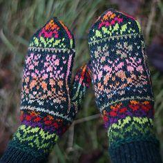 Ravelry: Butterflies Meadow pattern by Natalia Moreva