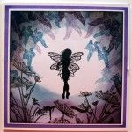 Sheena Douglass – Crafts, Papercrafting, Stamps, Create & Craft » Fairies,Trees,Butterflies and Snowflakes Sheena Douglass, Lavinia Stamps, Fairy Tree, Beautiful Fairies, Crafters Companion, Create And Craft, Snowflakes, Moose Art, Paper Crafts