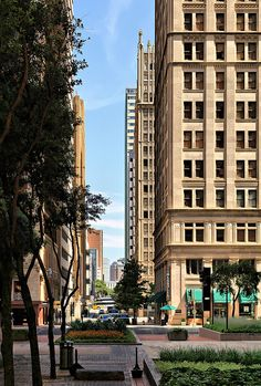 Downtown Dallas TX, where Marie worked in an uptown steakhouse, I just can't get this book out of my head! #LoveMeBack http://knopfdoubleday.com/book/231619/love-me-back/