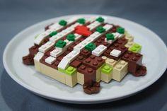 Lego Okonomiyaki