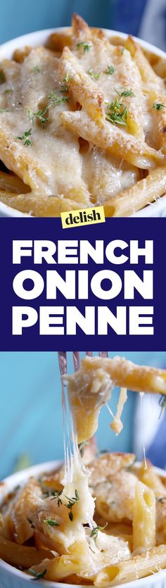 French Onion PenneDelish