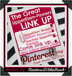 Science Teaching Junkie: It's a Pinterest Edu-Blogger Link up