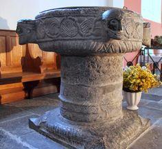 fonts baptismaux de Chéreng