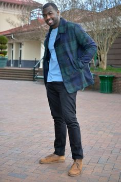 STYLE ADVICE OF THE WEEK: Denim Craze | College Fashion Trends and Style Tips | Clarks Desert Boots