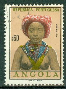 Angola - Scott 423 - bidStart (item 41668769 in Stamps, Africa, Angola)