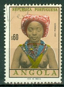 Angola - Scott 423 - bidStart (item 41668769 in Stamps, Africa, Angola)