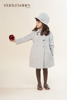 HOw stylish! Hucklebones - clothing designed for girls and to inspire the design conscious - collection