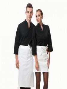 Uniform For Waiter And Waitress Restaurant Uniforms, Sushi Chef, Food Industry, Clothing Co, Restaurant Bar, Shanghai, Clothes, Fashion, Outfits
