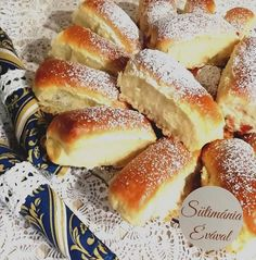 Hungarian Recipes, Winter Food, Hot Dog Buns, Sweet Recipes, Paleo, Food And Drink, Low Carb, Bread, Snacks