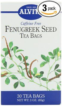 Fenugreek Tea- Fenugreek helps with digestive issues, and can be used whenever you're feeling like your digestion is sluggish. For some this may become a daily drink because they're always feeling bloated or suffering from indigestion without it. For others it might be used as a weekly refreshing beverage. The side benefits to drinking this include a reduction in blood pressure, and helping out with conditions that are attributed to high amounts of inflammation.