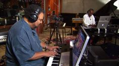 "George Duke + Greg Phillinganes - ""Behind the Scenes"" Music Wall, My Music, Stanley Clarke, George Duke, Legacy Projects, Cool Jazz, Pop Rock, Jazz Musicians, No One Loves Me"