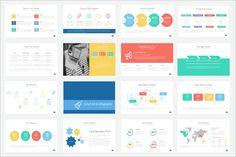 Check out Maya Presentation Template by Ryanda on Creative Market