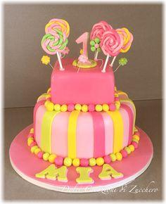 Il primo Compleanno di Mia!!!