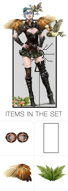 """Face #4 ""Cyber punk"""" by crisvalx-cv ❤ liked on Polyvore featuring art"