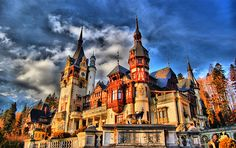 Majestic Photos of Castles Around the World