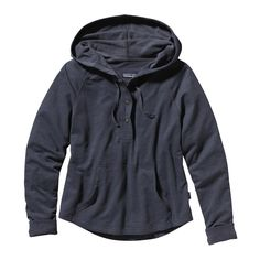 Your new favorite hoody, the Patagonia Women's Ahnya Pullover is a Fair Trade Certified™ pullover is made of soft organic cotton. Check it out.
